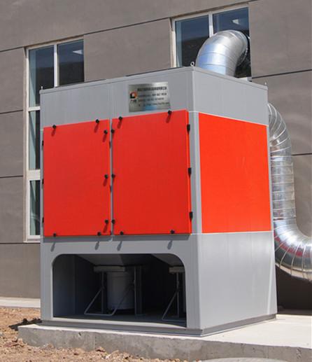 焊接烟尘净化器-一体式