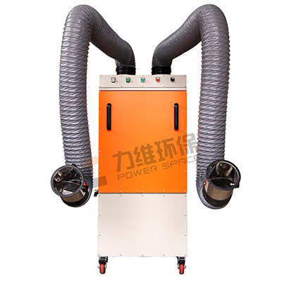 双臂型-移动焊烟净化器