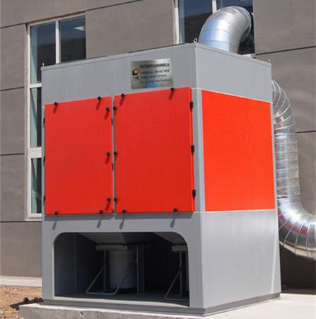 滤筒除尘器——一体式