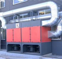 焊接烟尘净化器—分体式
