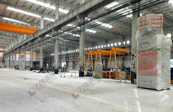 济南国舜-焊接烟尘净化系统