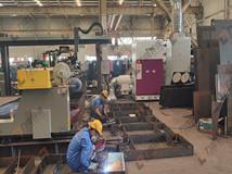 青岛某锅炉制造集团公司